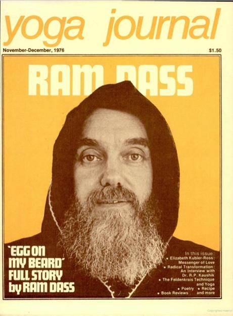 Ram Dass, November 1976