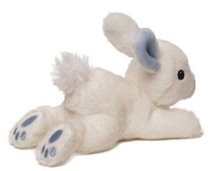 Easter Basket Girlfriend Gund Luvy Easter Bunny 7 Inch White Rabbit Beanbag with Blue Ears and Paw Pads Gund Luvy Easter Bunny 7 Inch White Rabbit Beanbag with Blue Ears and Paw Pads. Brand new with tags, taken direct from Gund factory sealed case and bagged for protection.  http://awsomegadgetsandtoysforgirlsandboys.com/easter-basket-girlfriend/ Easter Basket Girlfriend Gund Luvy Easter Bunny 7 Inch White Rabbit Beanbag with Blue Ears and Paw Pads