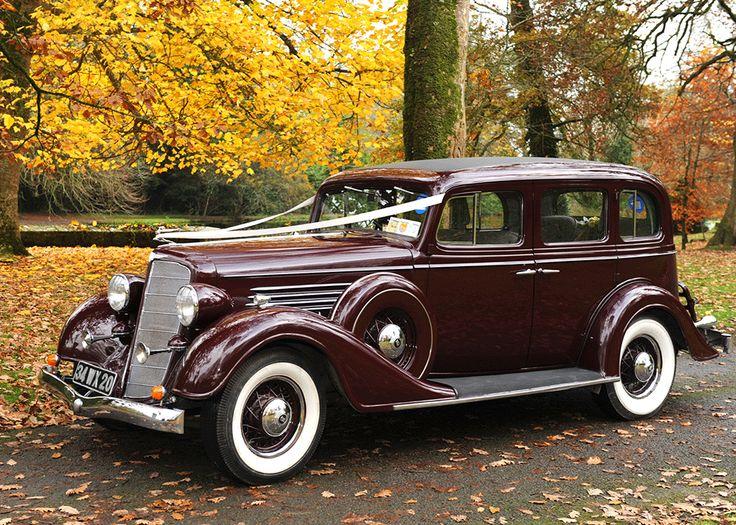 Classic Wedding Car Hire - one of Ireland's premium classic car hire comanies. For more information check out www.smartgroom.com #weddingcar #classiccar