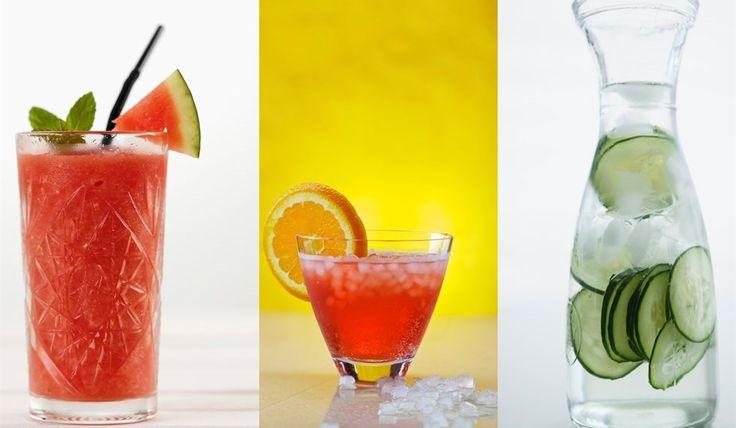 #Bevi che ti passa. Ecco le 5 bibite che fanno #bene. A iniziare dalla più semplice, banalissima, ma quasi imbattibile - #acqua e #limone - fino ad arrivare al #Kombucha, il #thé fermentato che piace tanto a Leonardo DiCaprio:  ✔ #LattediMandorle  ✔ #Aloe vera, immortali come gli antichi egizi  ✔ Acqua calda e #limone: la #nonna aveva ragione!   ✔ #Succo di #more e semi di #Chia, come gli atzechi  ✔ #Kombucha, ricco di aminoacidi, vitamine, minerali e antiossidanti
