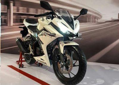 Honda CBR150R 2016 Putih 3