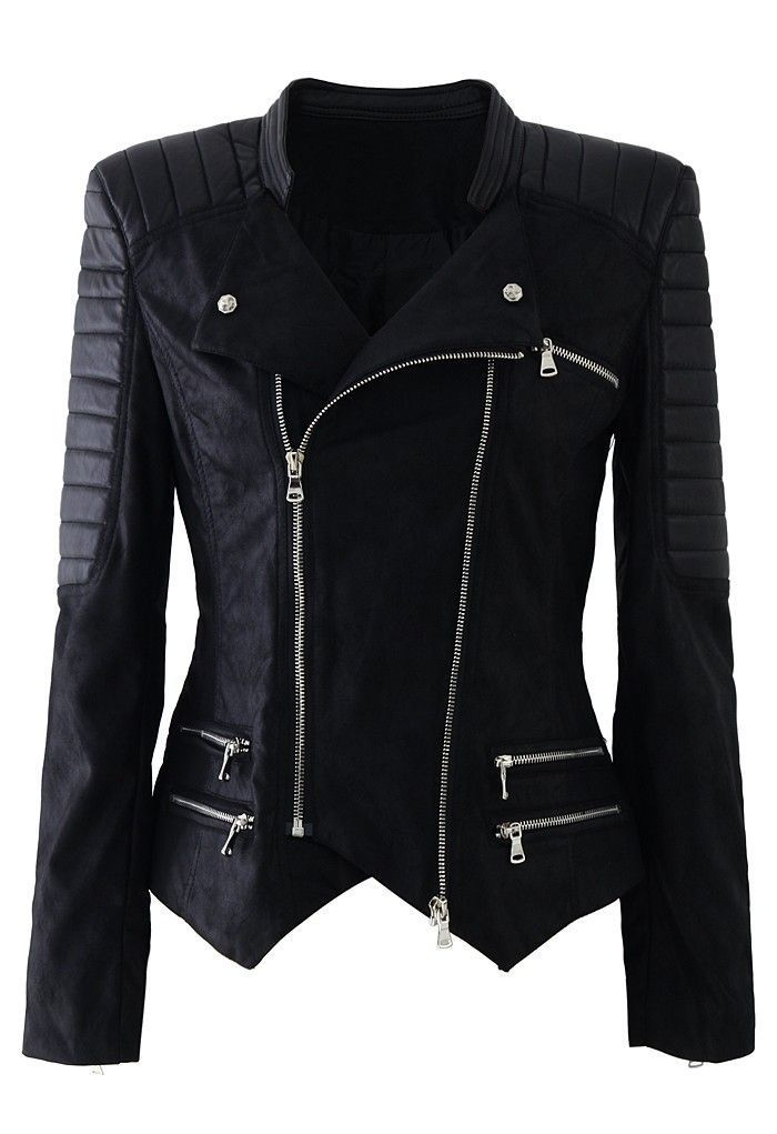 I think I would wear this....have I been watching to much sex in the city? a Samantha jacket fer shure