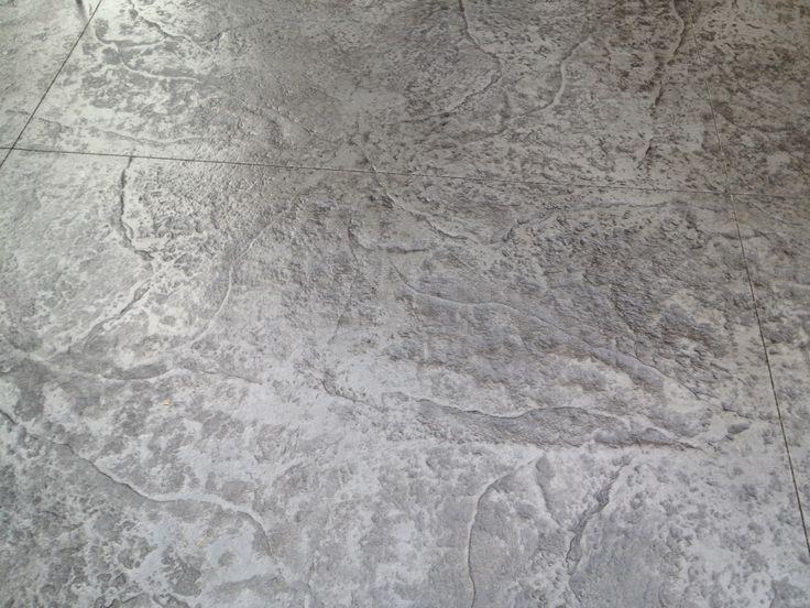 Decorative Concrete Patio Austin, TX