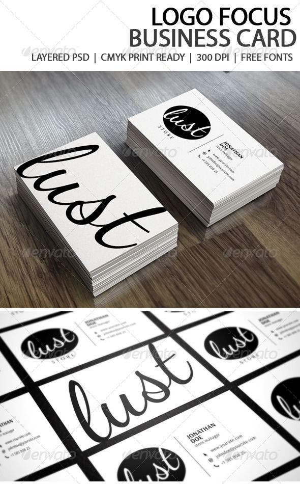 540 best images about Business Cards dESIGN on Pinterest ...