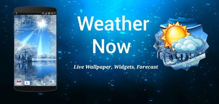 Weather Now v3.5.2 NEW Patched Proper   Miércoles 16 de Diciembre 2015.  Por:Yomar Gonzalez| AndroidfastApk  Weather Now v3.5.2 NEW Patched Proper Requisitos: 2.3  Descripción: Lleva tu experiencia de tiempo al siguiente nivel con la aplicación del tiempo más hermoso y conveniente siempre. El tiempo ahora es una fabulosa combinación de tiempo de pantalla en vivo que anima el clima local la hora del día y la temporada en cualquier fondo de encargo y un conjunto de hermosas widgets de tiempo…
