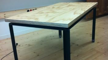 Underlayment table