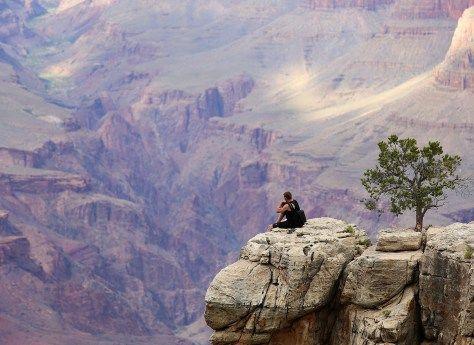 Fotografías increíbles de paisajes con personas:
