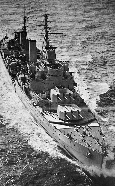 October 1950: HMS Belfast - my mum worked in the drawing office, she traced parts of this ship!!