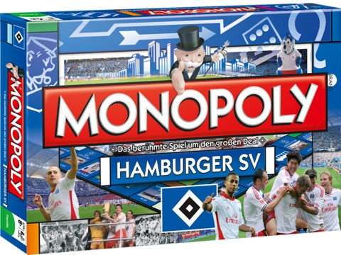 Monopoly Hamburger SV #monopoly #hsv #hamburg
