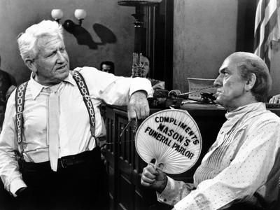 Inherit the Wind, Spencer Tracy, Fredric March, 1960 Photo at Art.com