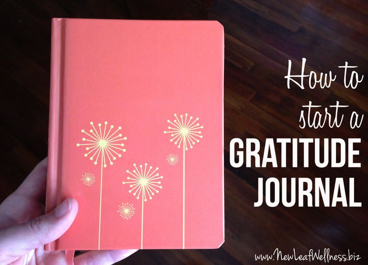 how to write a journal about your life