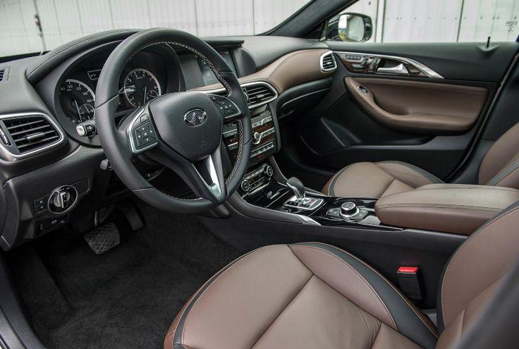 2019 Infiniti QX30 Styling Interior