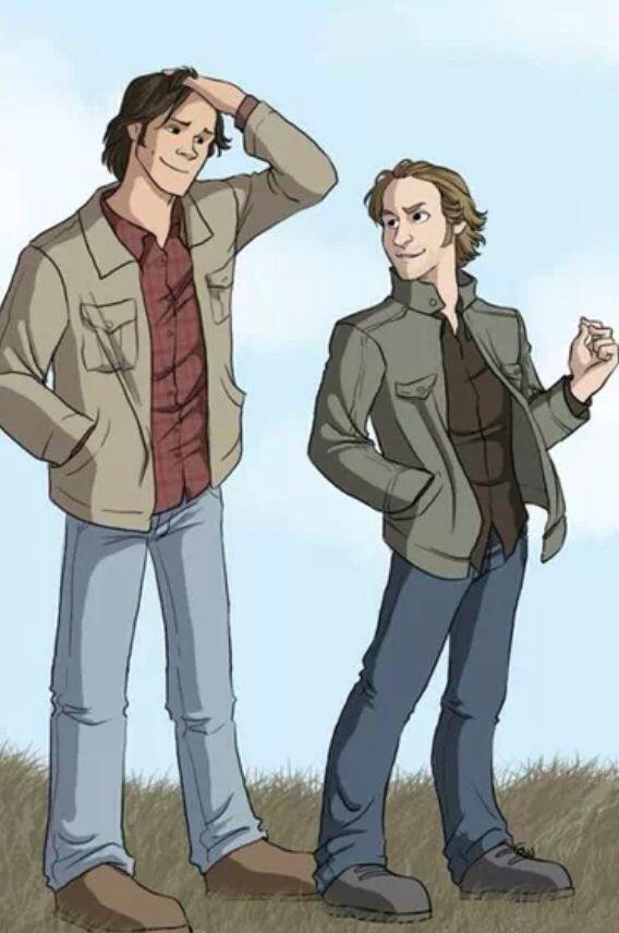 Sam and gabriel