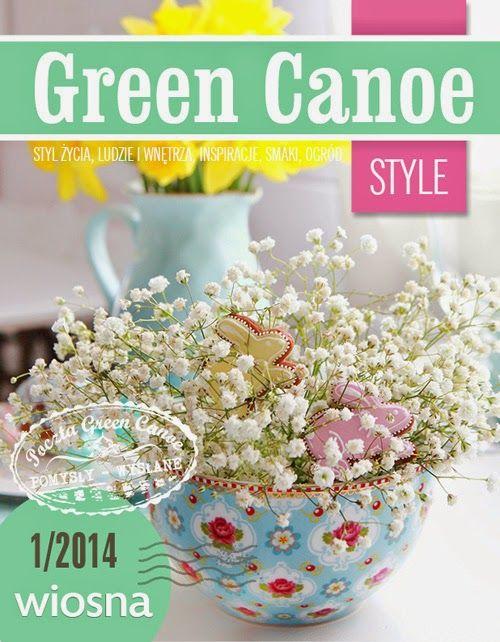 Green Canoe: Wiosenne wydanie GREEN CANOE STYLE :)