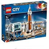 LEGO City Space 60228 Raketen Launch Station mit Space Center 837 Teile #Spielze…