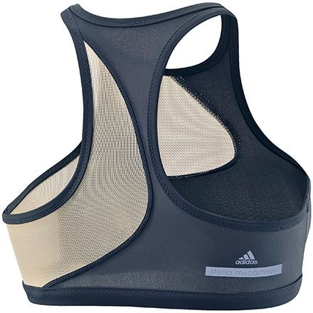 2013 Adidas Stella McCartney Performance Swim Bikini Top Pants Swimming Blue | eBay