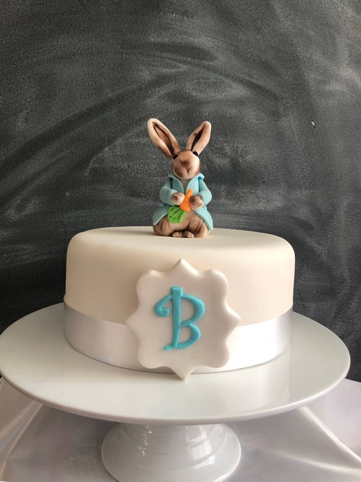 A personal favourite from my Etsy shop https://www.etsy.com/au/listing/498220554/edible-peter-rabbit-cake-topper