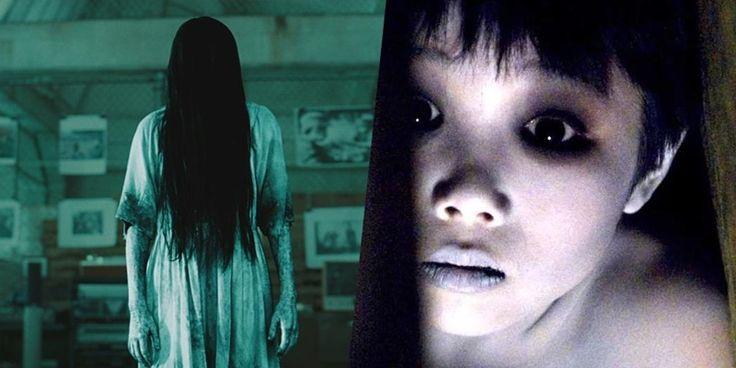 'O Chamado Vs O Grito': Filme japonês que une as duas franquias ganha novo trailer