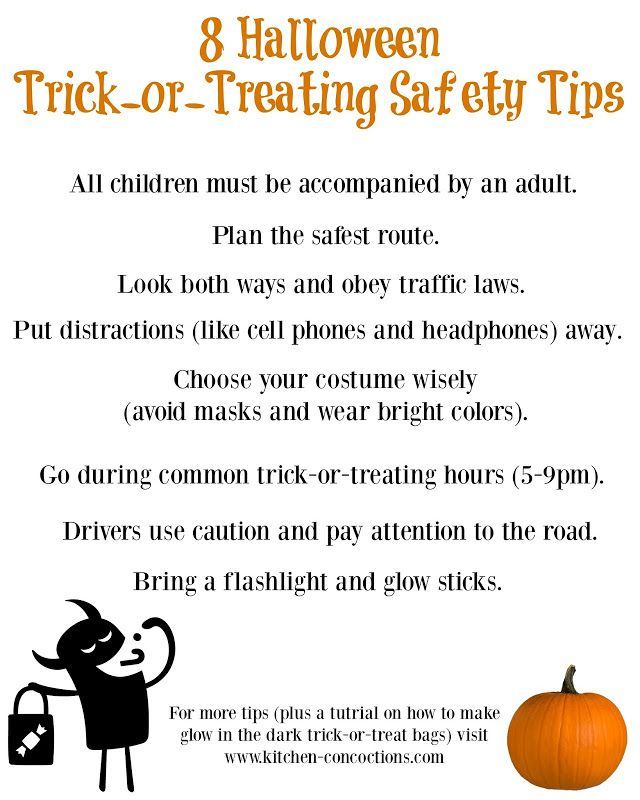 Easy Diy Glow In The Dark Trick Or Treat Bags Plus 8 Halloween Trick Or Treating Safety Tips Halloween Hacks Diy Glow Trick Or Treat Bags