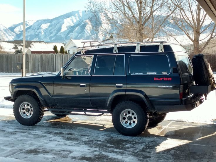 trail tailor roof rack | CruiserTimes | Pinterest | Roof ...