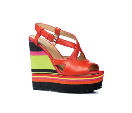 High FashionVacations Destinations, Colors Wedges, Vacations Outfit, High Fashion, Scrap, Wedges Sandals, Hot Cities, Perfect Wedges, Cities Vacations
