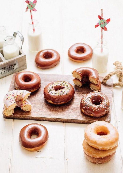 Los donuts más sabrosos