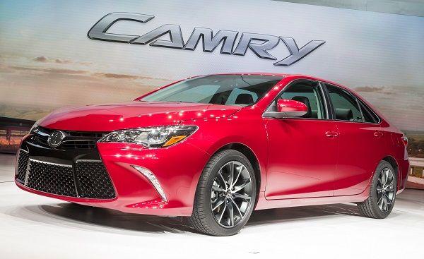 2015 Toyota Camry 2.0 Turbo update