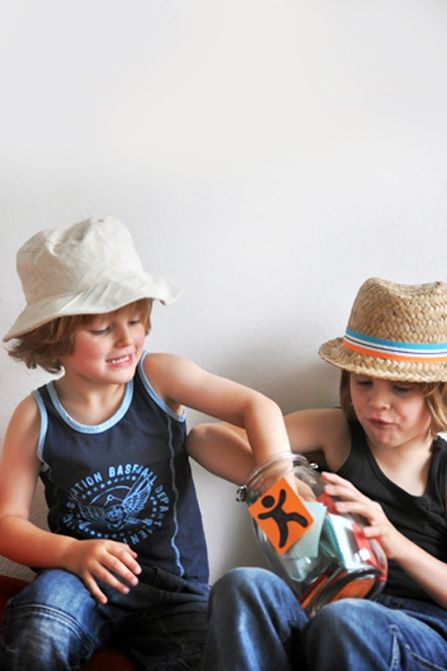 Potjes vol zomerbelevenissen | Kiind Magazine
