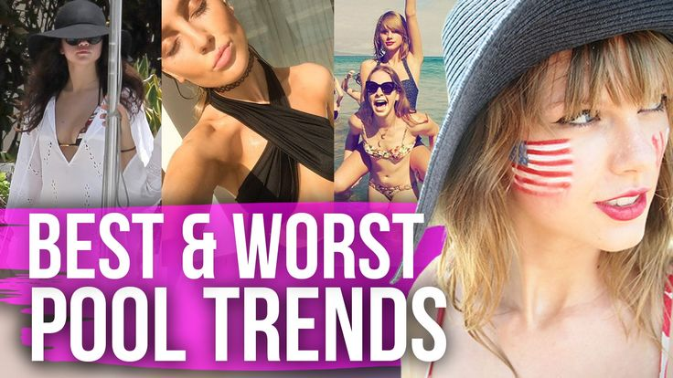 Weird Celebrity Summer Beach Trends (Dirty Laundry)