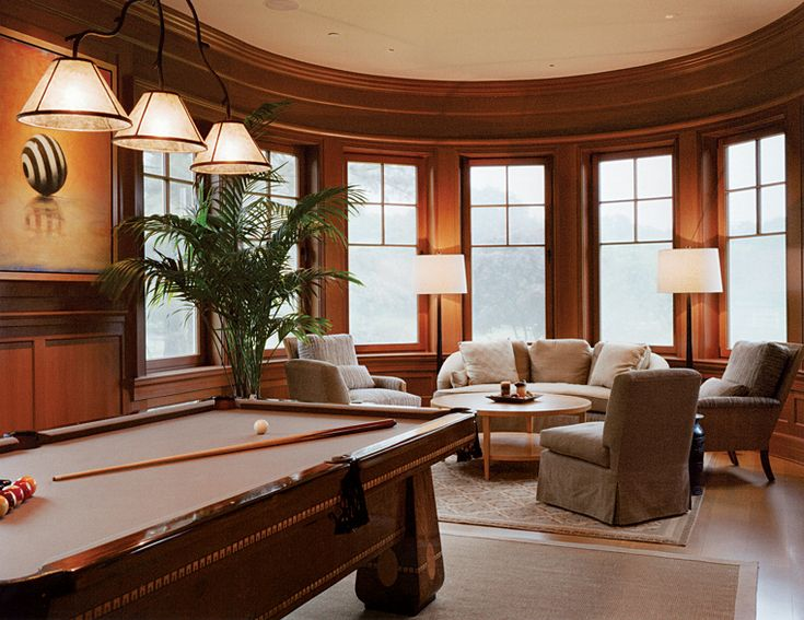 17 Best images about High End Family Gameroom Interiors on ...