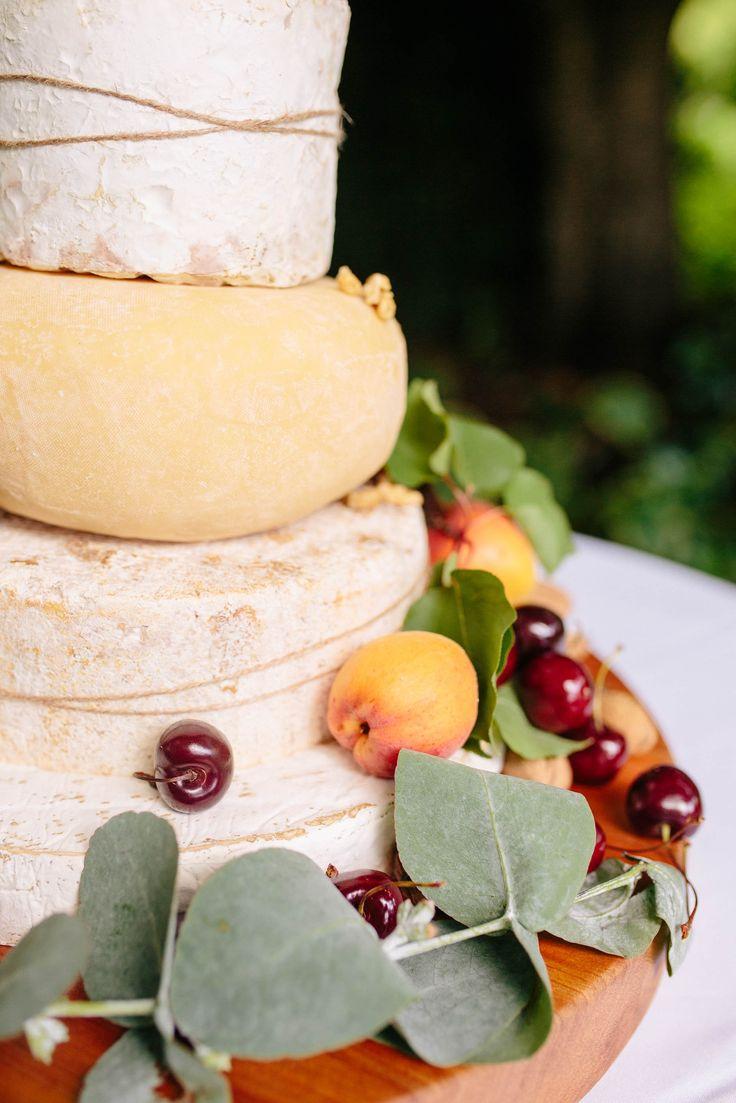 Whitestone Cheese - Design your perfect wedding or celebration cake - from award winning handmade cheese.