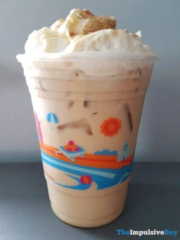 Dunkin' Cinnamon Sugar Pumpkin Signature Latte | Sugar ...