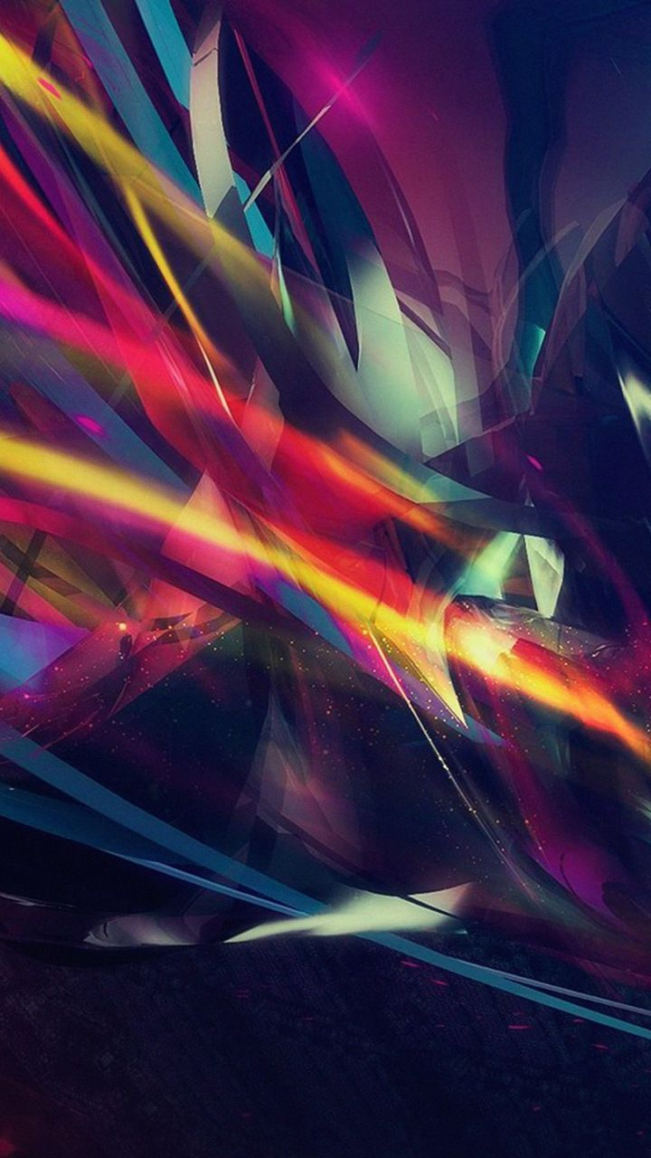 One Plus 6 Inspired Wallpapers | Abstract HD Wallpapers 7