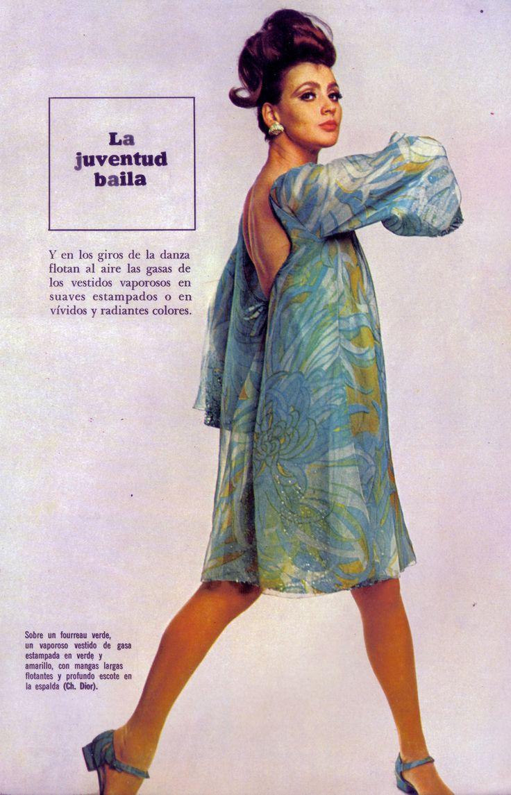 794 besten Frühe 60 er Bilder auf Pinterest | Vintage mode, Mäntel ...