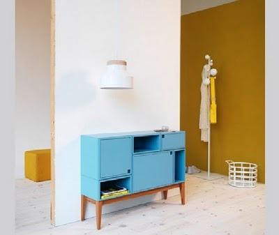 ideaal voor de keuken, Zweeds dressoir