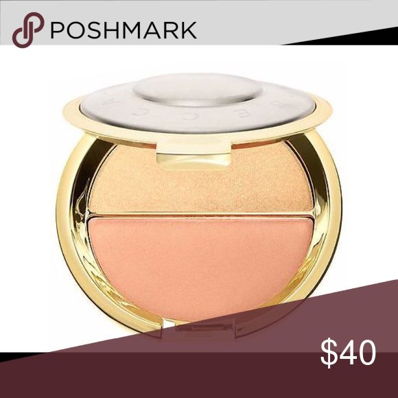❤️Limited edition becca jacklyn highlighter duo❤️ Limited edition becca jacklyn hilighter duo in the color amaretto prosecco pop. No low ball offers. 🚫 100% authentic ❤️ BECCA Makeup Blush