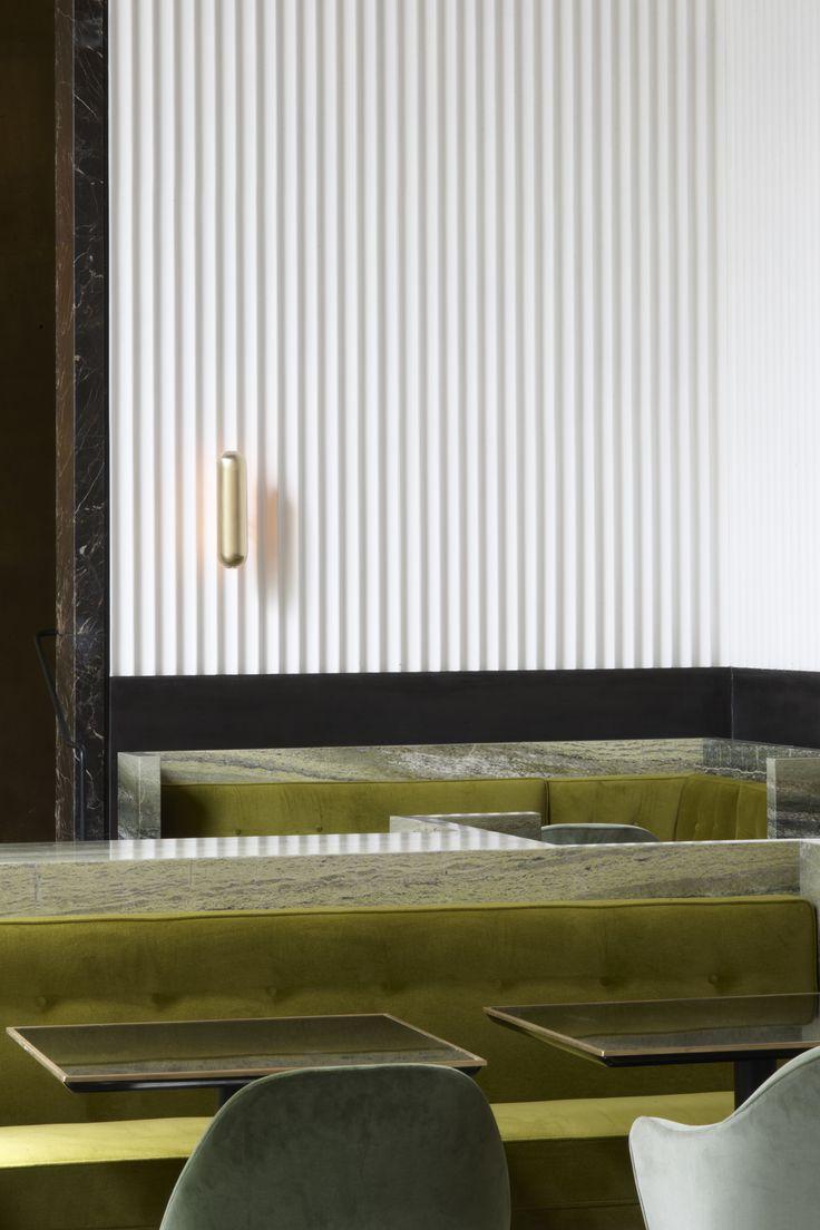 Joseph Dirand Architecture - Monsieur Bleu