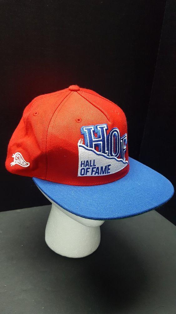 5298588296f Red Blue Hall of Fame 2nd Sucks Hat Cap Snapback One Size Team Work Gag  Gift  HallofFame  BaseballCap