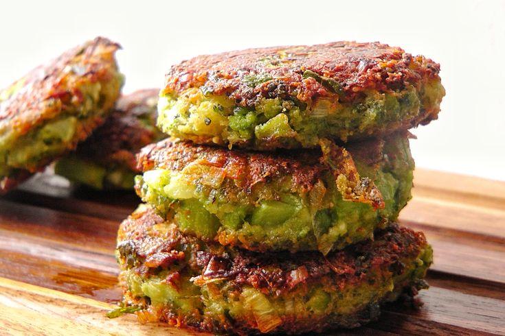 Sajtos brokkolis fasírt