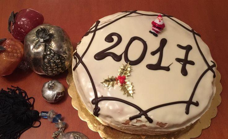 Greek New Years Cake: A Traditional Vasilopita Recipe
