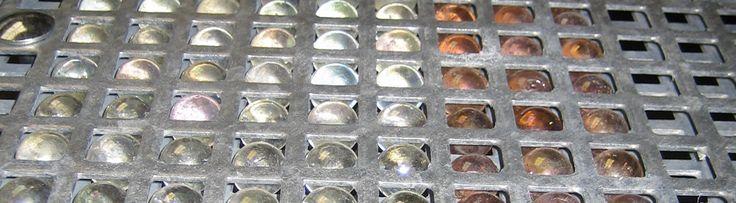 Faszination 26 - Streckmetalle, Lochbleche, Wellengitter, geschweißte Gitter von MEVACO - faszinierend einfach