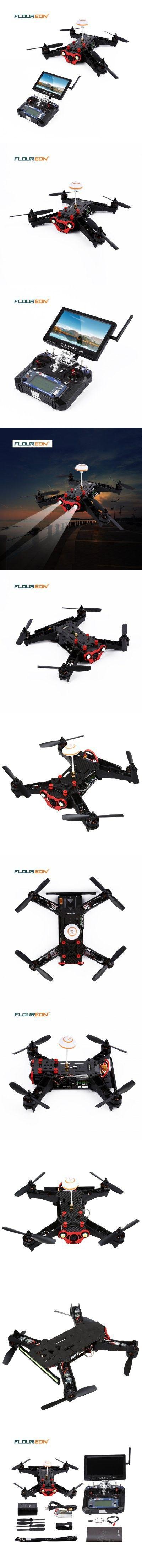 Floureon Racer 250 6CH Racing Drone FPV 6 Axis Gyro Drone
