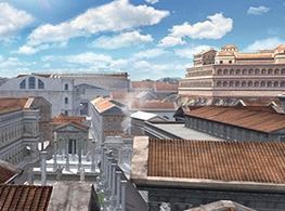 Museo Virtuale Della Roma Antica - Virtual sightseeing tours in Rome, Italy. Ancient Rome virtual tours.