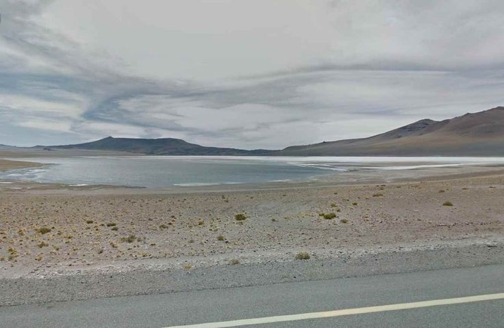 Salar de Atacama, Chile. Traveling Via Google Maps. Google Maps and Google Street View will bring you to places you might not see on your own. - Travelling Folks