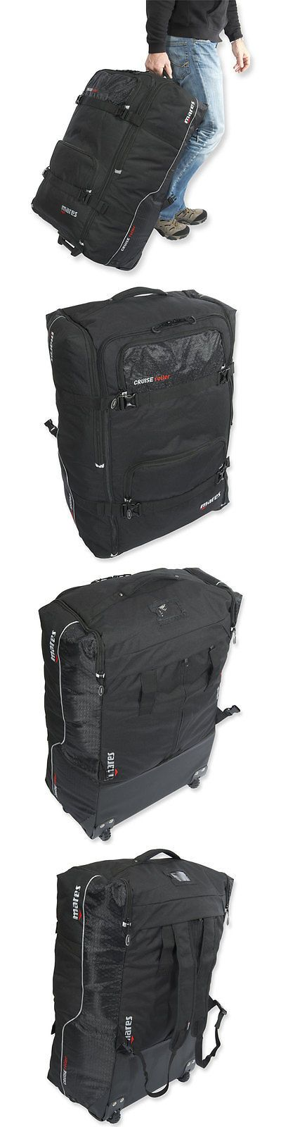 Gear Bags 29576: Mares Cruise Roller Foldable Backpack, Scuba Gear Dive Bag BUY IT NOW ONLY: $159.95