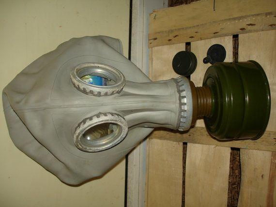Soviet gas mask GP-5/ Russian Gas mask military
