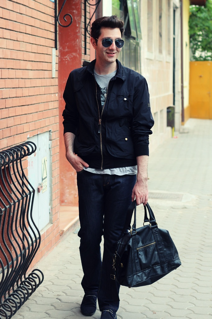 Outfit Post: Lee Cooper X3