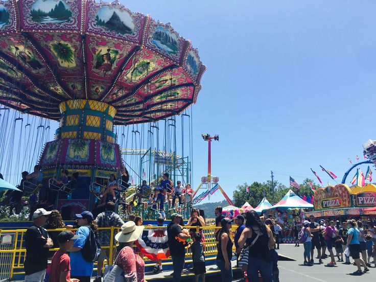 📍Alameda County Fair