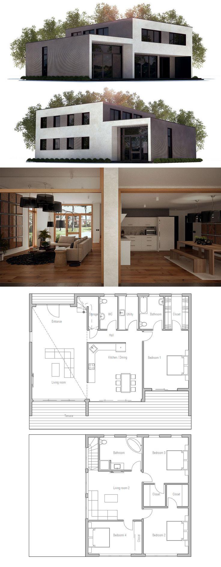Perfecta! planta baja: salón separado de cocina, 1 dormitorio, con vestidor y baño, utility y otro baño invitados. Planta segunda:3 dormitorios, 1 baño y terraza