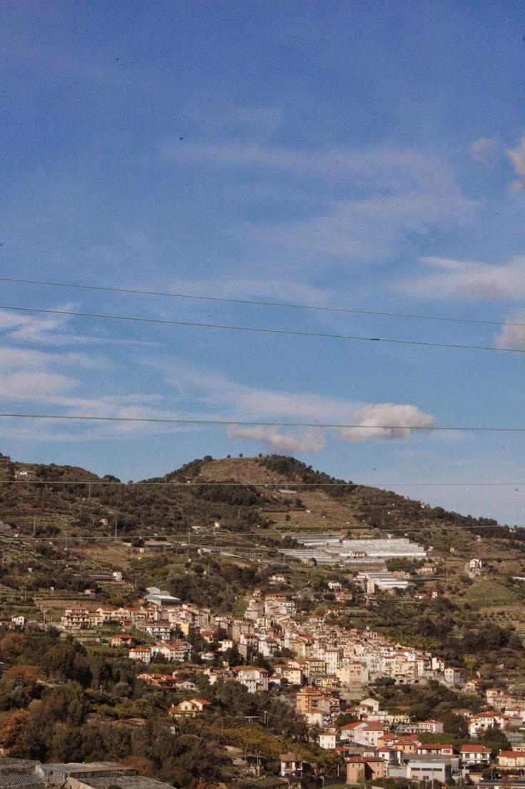 San Biagio della Cima (IM), Valle del Verbone